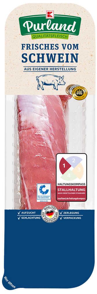 Abbildung des Angebots K-PURLAND Schweinefilet am Stück