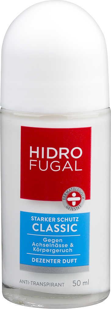 Abbildung des Angebots HIDRO FUGAL Deo Roll-On Classic oder Dusch-Frische