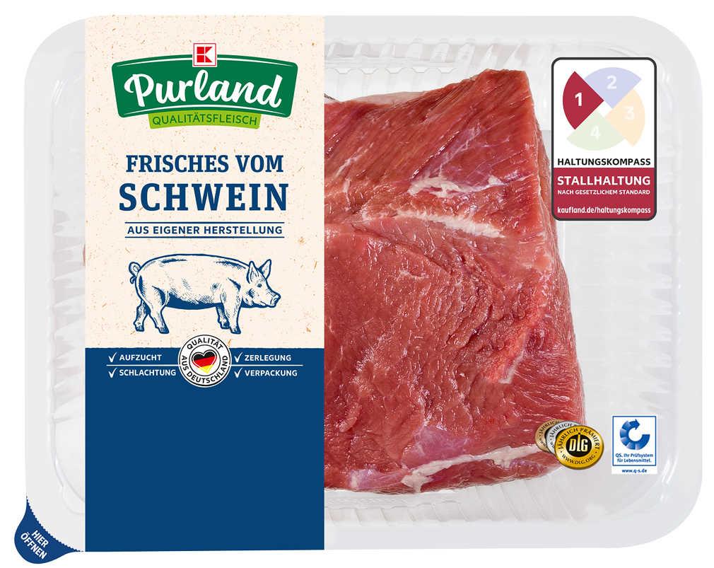 Abbildung des Angebots K-PURLAND XXl-Schweinenacken ohne Knochen