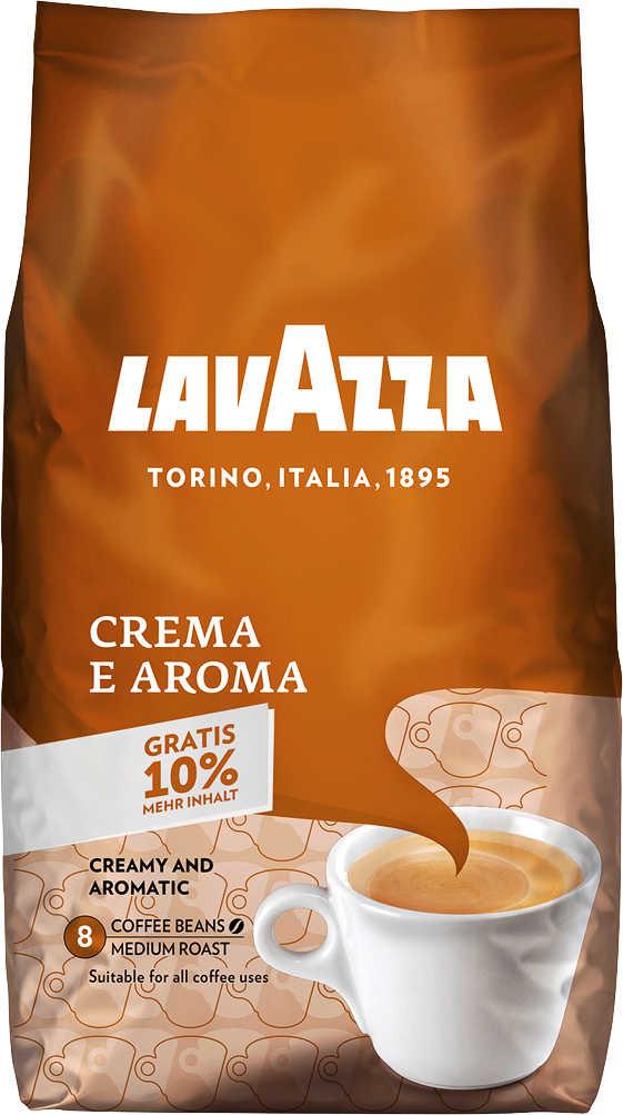 Abbildung des Angebots LAVAZZA Crema e Aroma