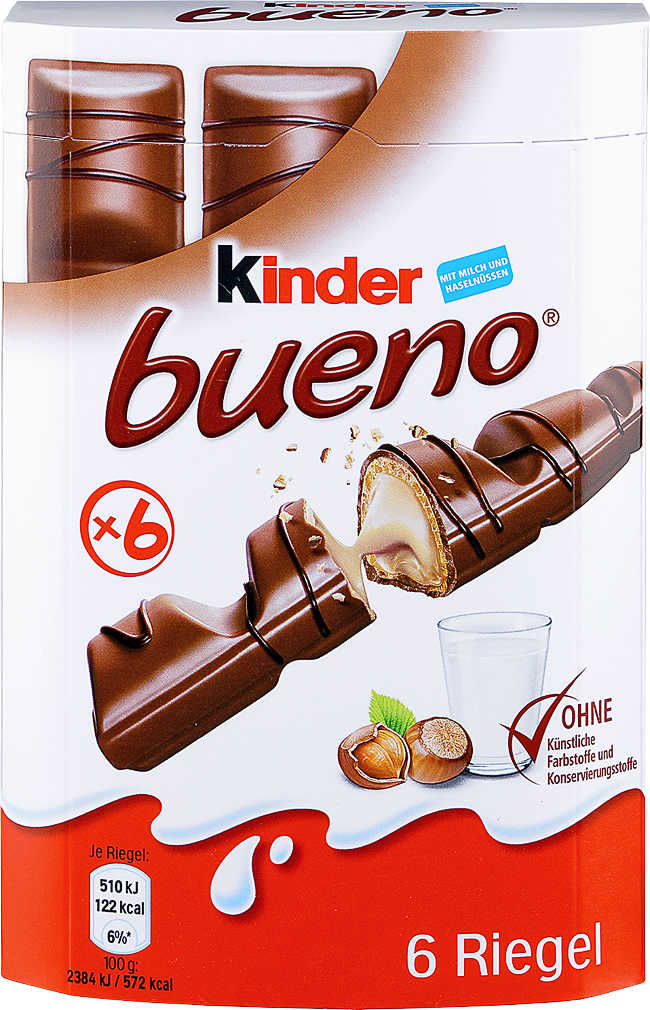 Abbildung des Angebots KINDER Bueno
