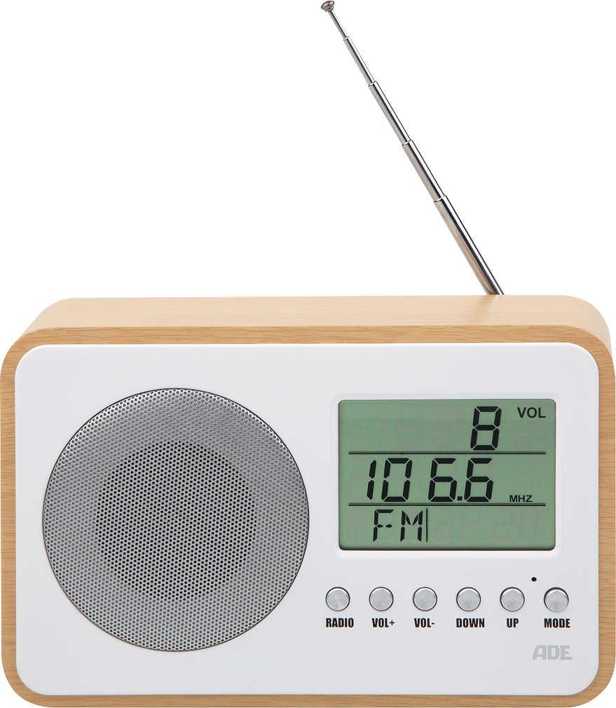 Abbildung des Angebots ADE Uhrenradio »BR1705«