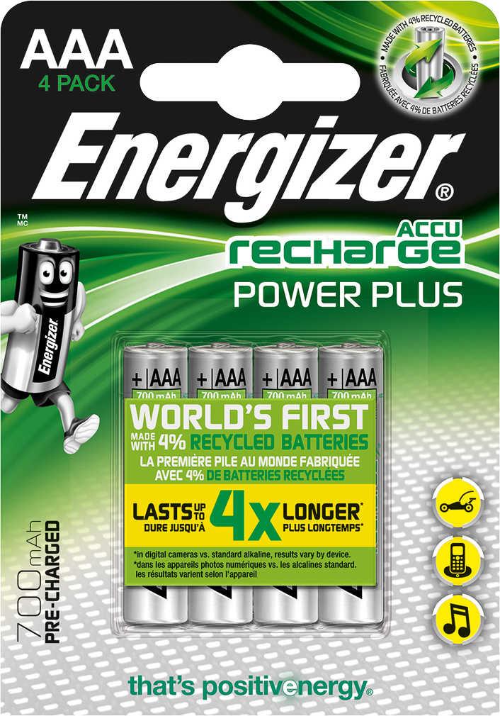 Abbildung des Angebots ENERGIZER Micro-Akkus (AAA)