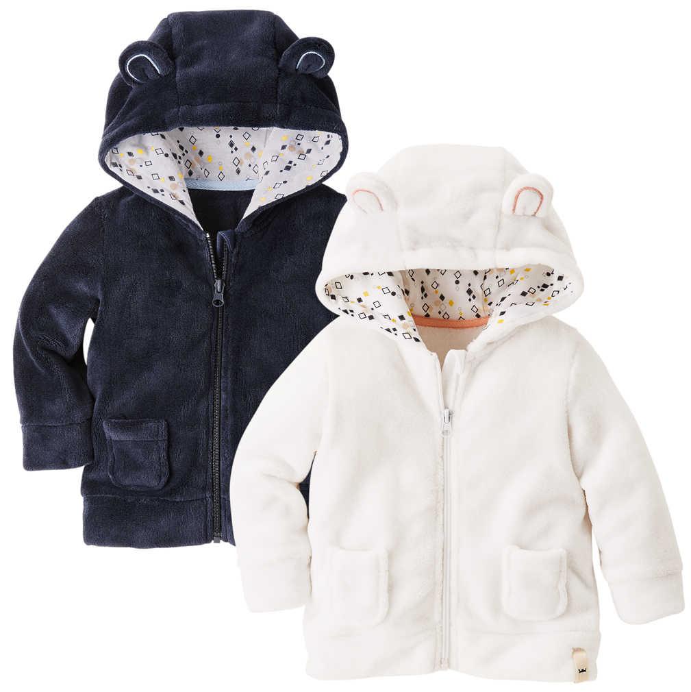 Abbildung des Angebots KUNIBOO® Baby-Plüschjacke