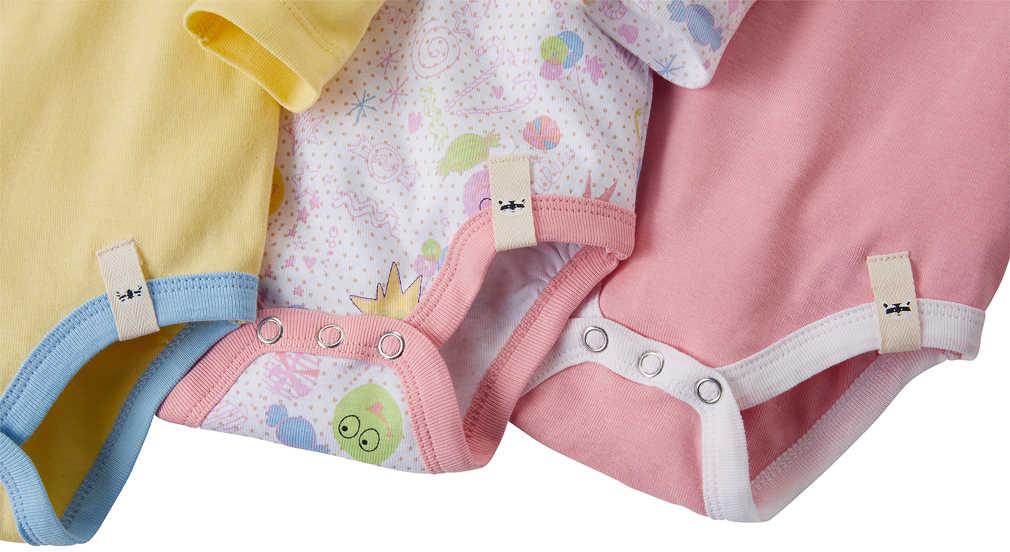 Abbildung des Angebots KUNIBOO® Baby-Langarm-Bodys