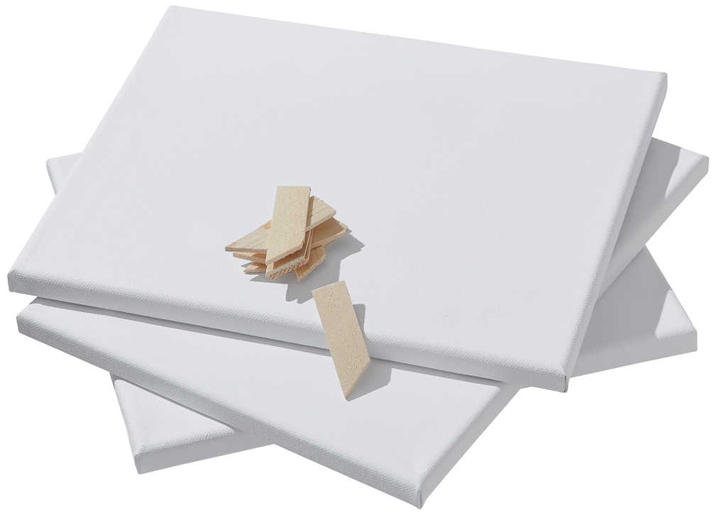Abbildung des Angebots Canvas-Leinwände Größe je ca. B 30 x H 25 cm