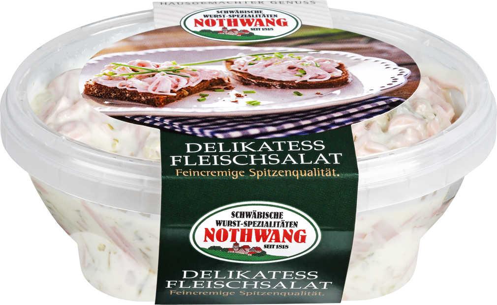 Abbildung des Angebots NOTHWANG Delikatess-Fleischsalat