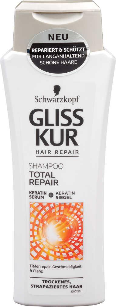 Abbildung des Angebots SCHWARZKOPF Gliss Kur Shampoo oder Spülung