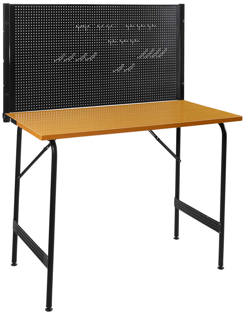 Aufräumen 4 x Werkzeugleiste 30 cm = 1,2 lfm Ordnung an Werkbank und Werkstatt