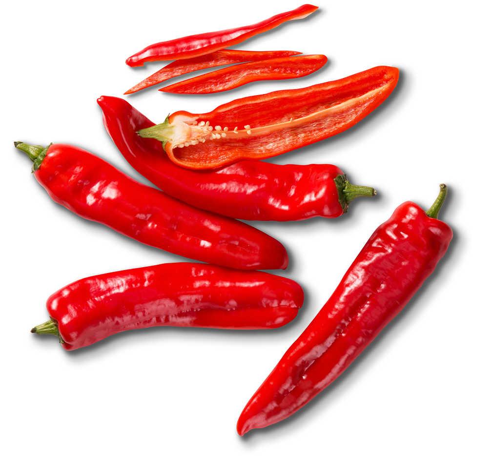 2 x 10 Samen rote Spitzpaprika,Capsicum annuum,Paprika#262