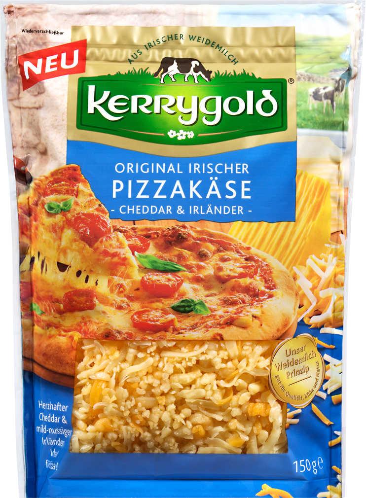 Abbildung des Angebots KERRYGOLD Orig. Irischer Pizzakäse oder Cheddar gerieben