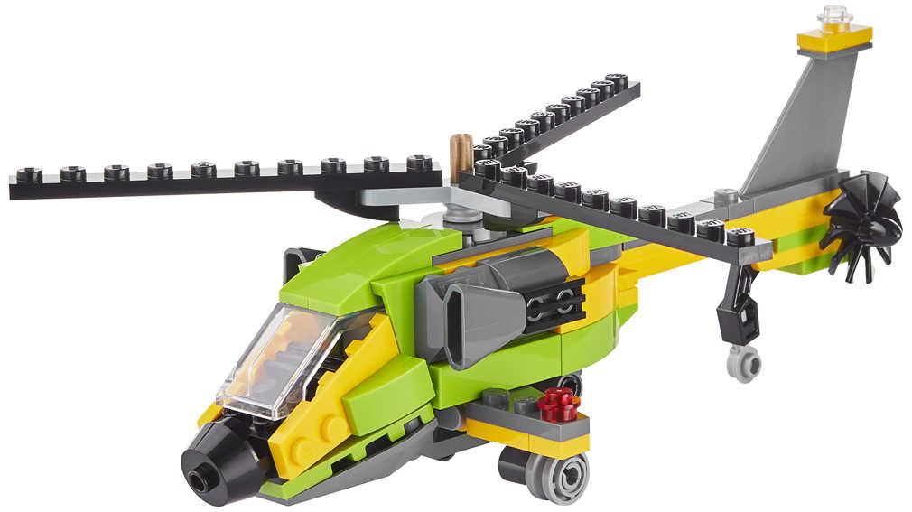 Abbildung des Angebots LEGO CREATOR Bauset 31092 »Hubschrauber-Abenteuer«