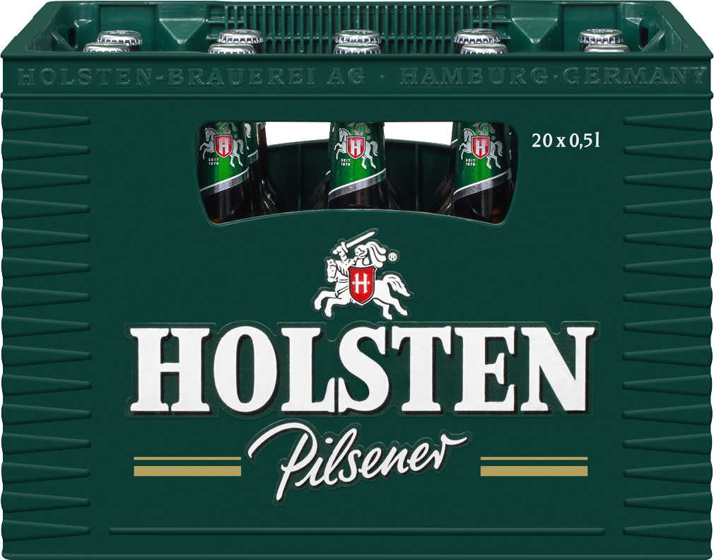 Abbildung des Angebots HOLSTEN Premium Pilsener
