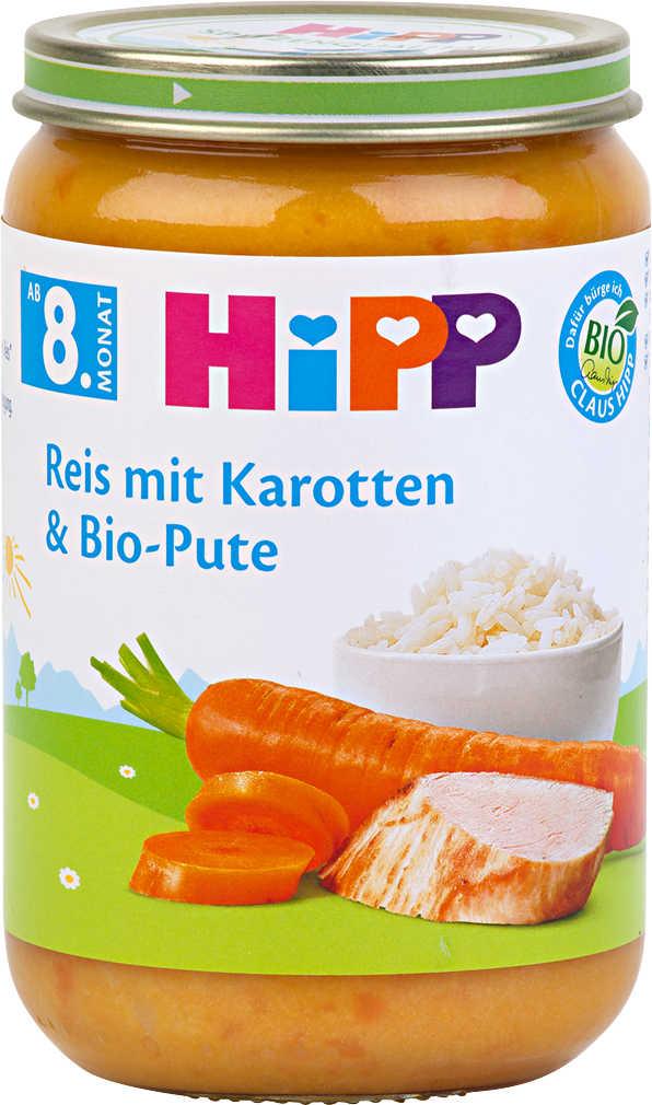 Abbildung des Angebots HIPP Bio-Menü