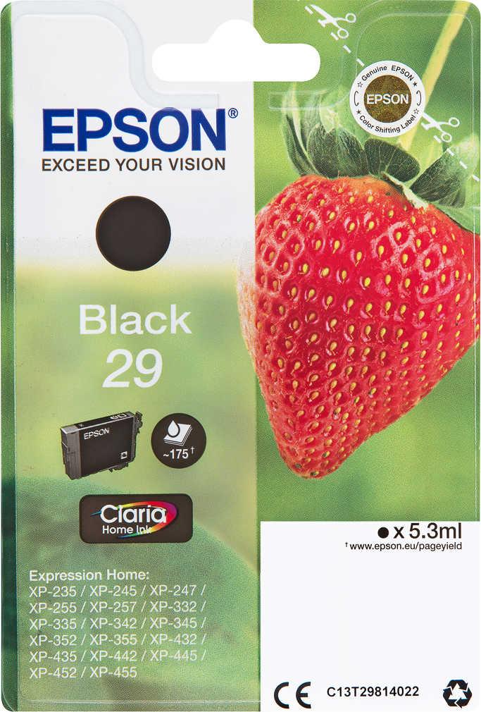 Abbildung des Angebots EPSON Druckerpatrone Nr. 29 Schwarz