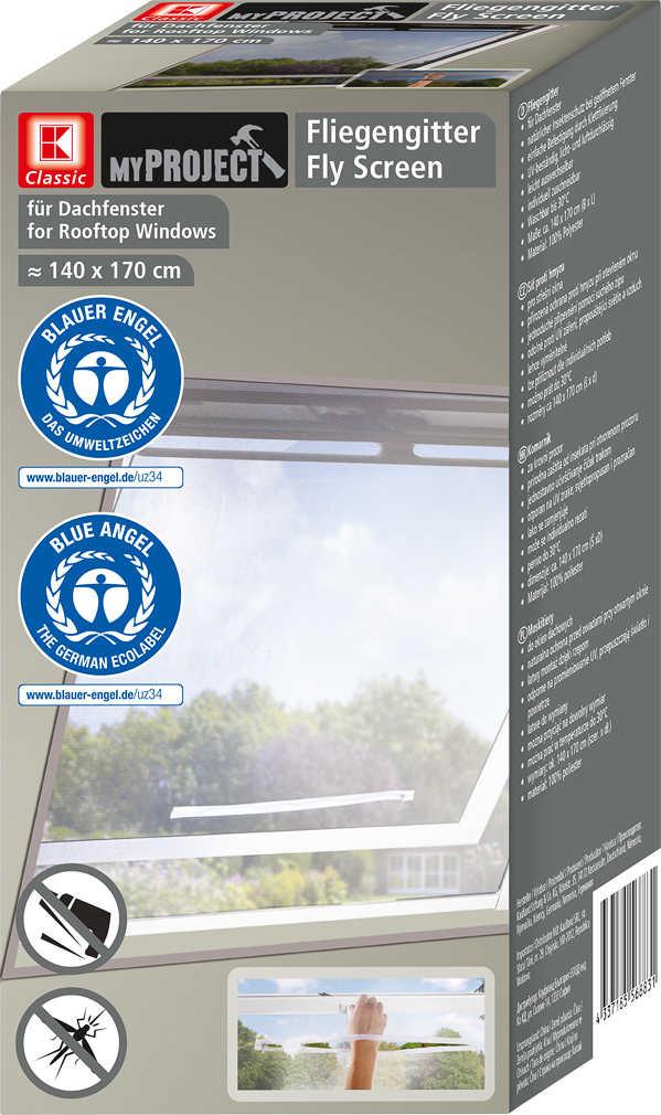 Abbildung des Angebots  Fliegengitter für Dachfenster