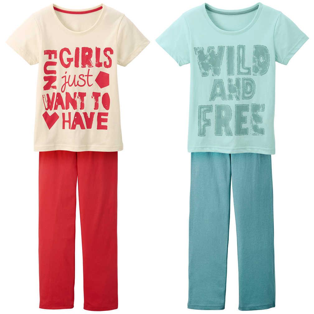 Abbildung des Angebots HIP & HOPPS® Mädchen-Pyjama