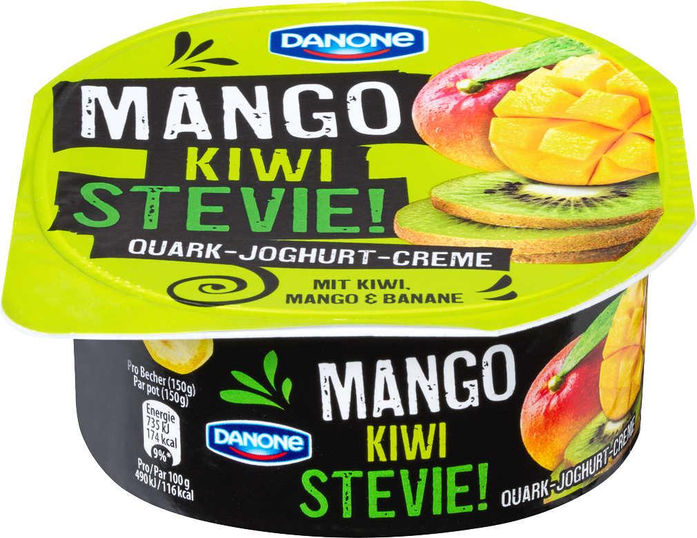 Abbildung des Angebots DANONE Quark-Joghurt-Creme