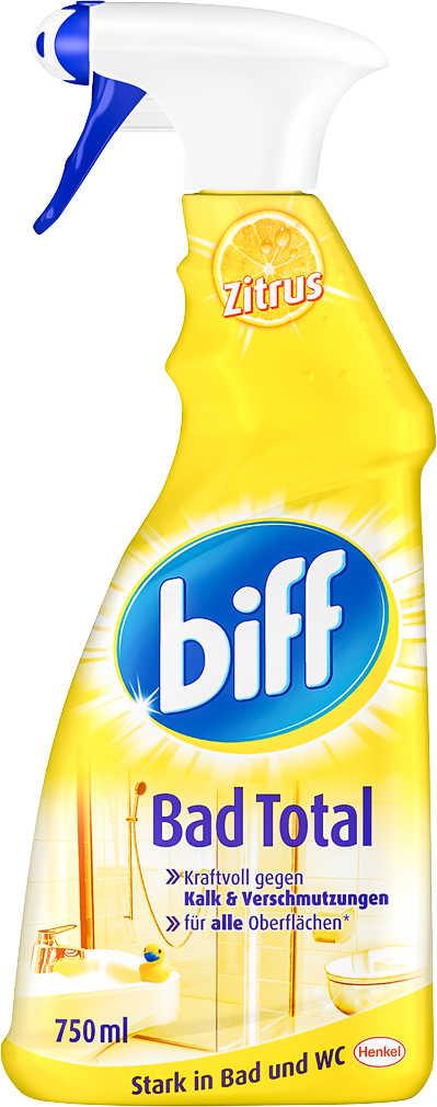 Abbildung des Angebots BIFF Bad Total Badreiniger