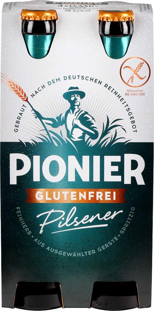 Abbildung des Angebots PIONIER Pilsener Glutenfrei