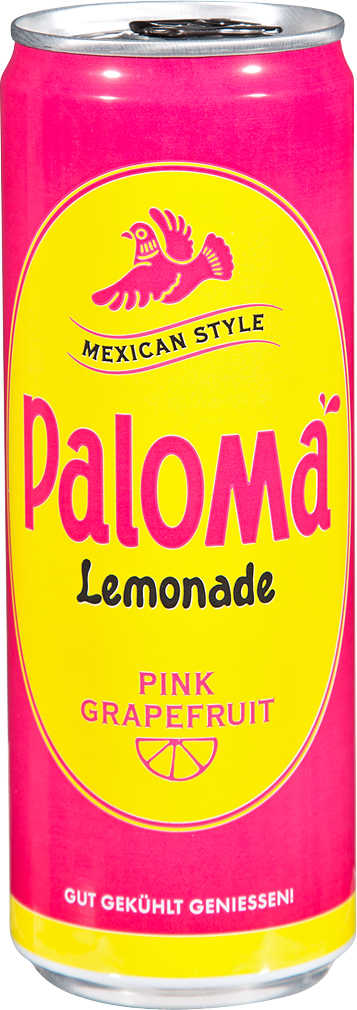 Abbildung des Angebots PALOMA Pink Grapefruit Lemonade