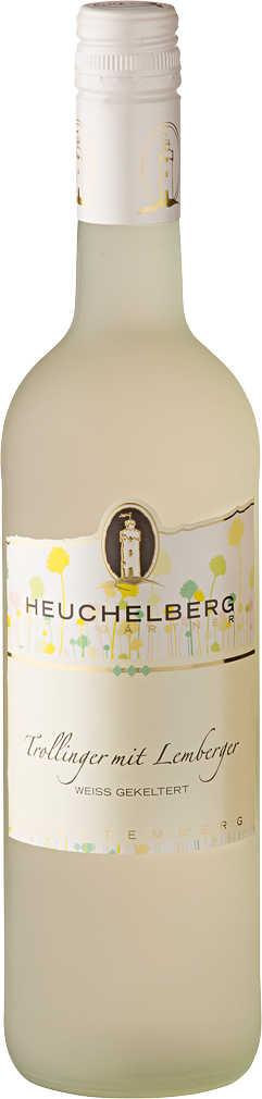 Abbildung des Angebots HEUCHELBERG WEINGÄRTNER Schwaig. Grafenb. Trollinger m. Lemberger weiß gekeltert