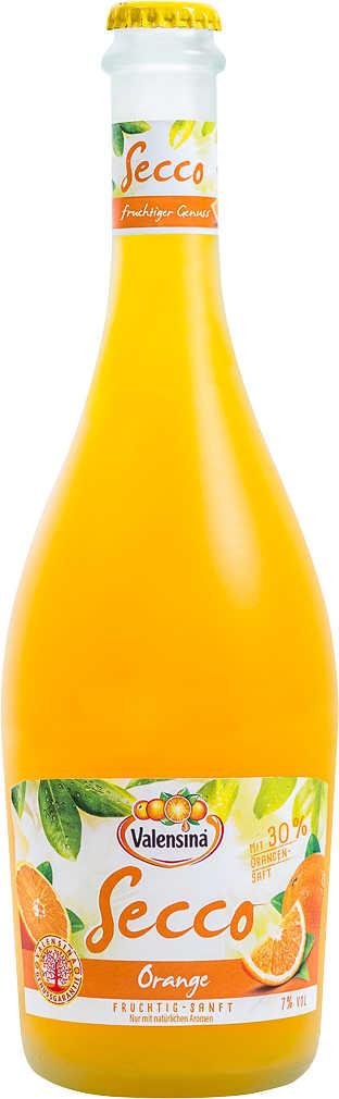 Abbildung des Angebots VALENSINA Secco Orange oder Blutorange