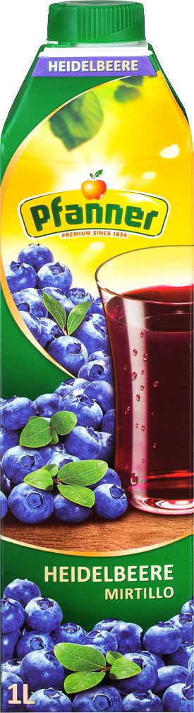 Abbildung des Angebots PFANNER Saft-Getränke