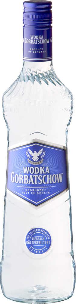 Abbildung des Angebots GORBATSCHOW Wodka