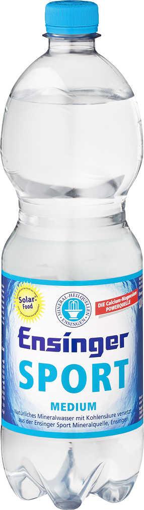 Abbildung des Angebots ENSINGER SPORT Mineralwasser