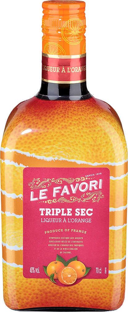Abbildung des Angebots LE FAVORI Triple Sec
