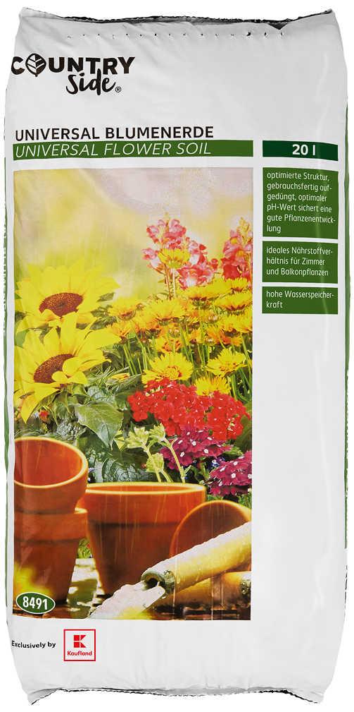 Abbildung des Angebots COUNTRYSIDE® Blumenerde 20 l