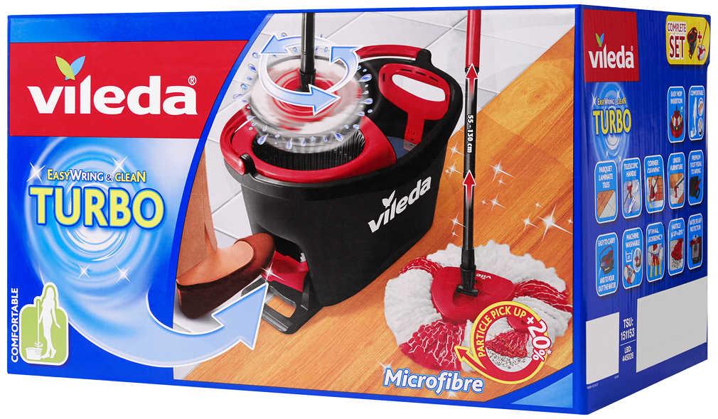 Abbildung des Angebots VILEDA Komplett-Set »Turbo«