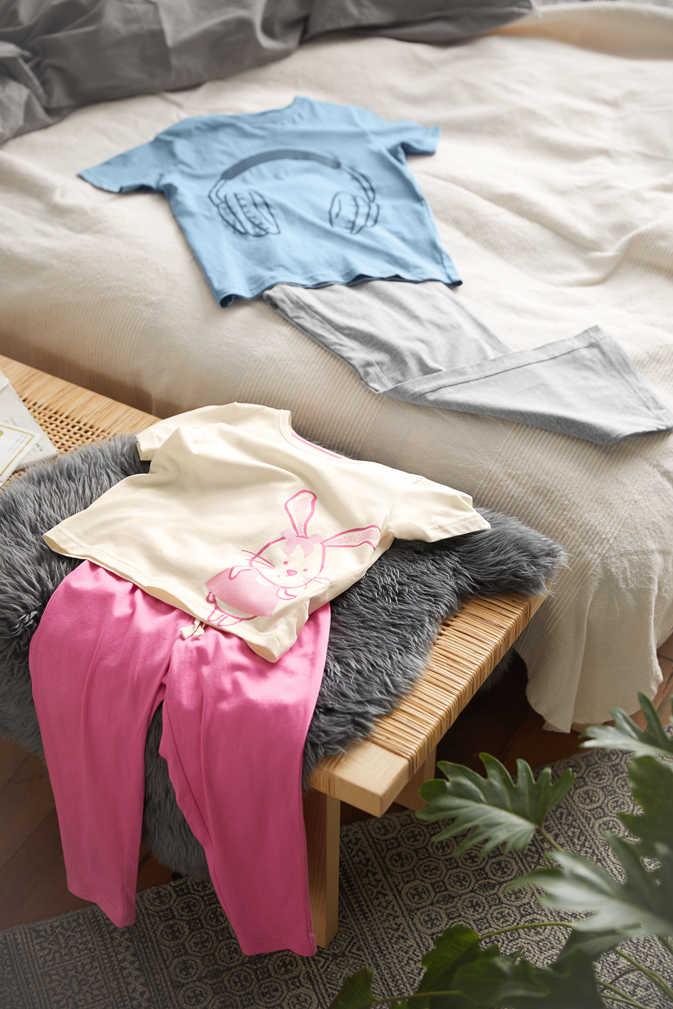 Abbildung des Angebots HIP & HOPPS® Jungen-Pyjama