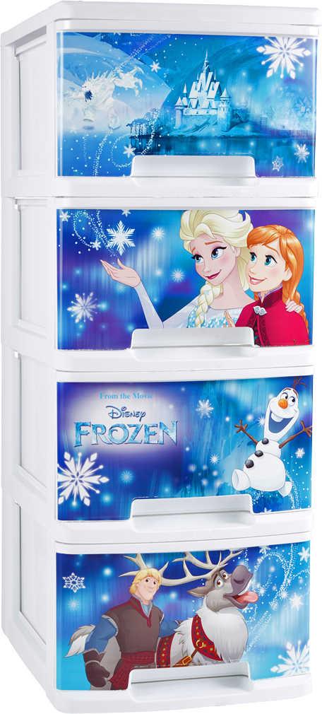 Abbildung des Angebots CURVER Schubladen-Turm »Frozen«