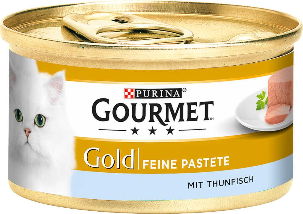 Abbildung des Angebots PURINA Gourmet Gold Katzennahrung
