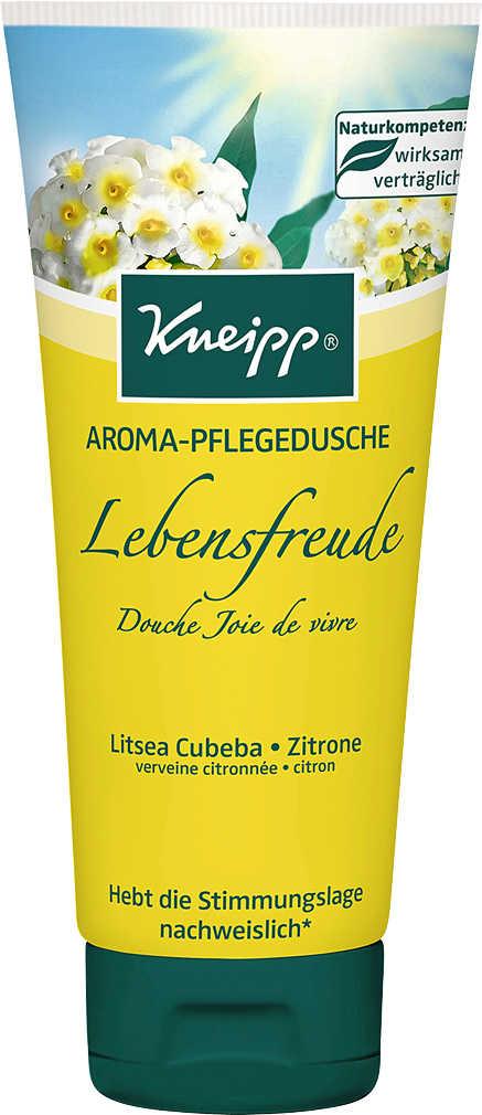 Abbildung des Angebots KNEIPP CREME- ODER Aroma-Pflegedusche