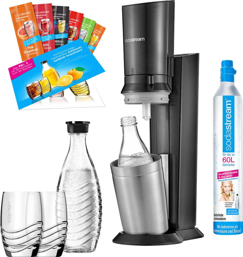 Abbildung des Angebots SODASTREAM Trinkwassersprudler »Crystal 2.0 Promopack«