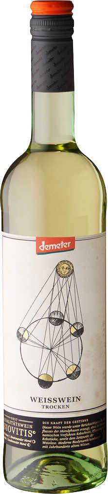 Abbildung des Angebots Demeter Biovitis Weißweincuvée