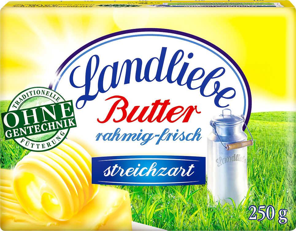 Abbildung des Angebots LANDLIEBE Butter