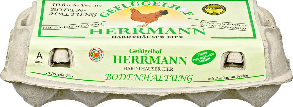 Abbildung des Angebots GEFLÜGELHOF HERRMANN Frische Eier