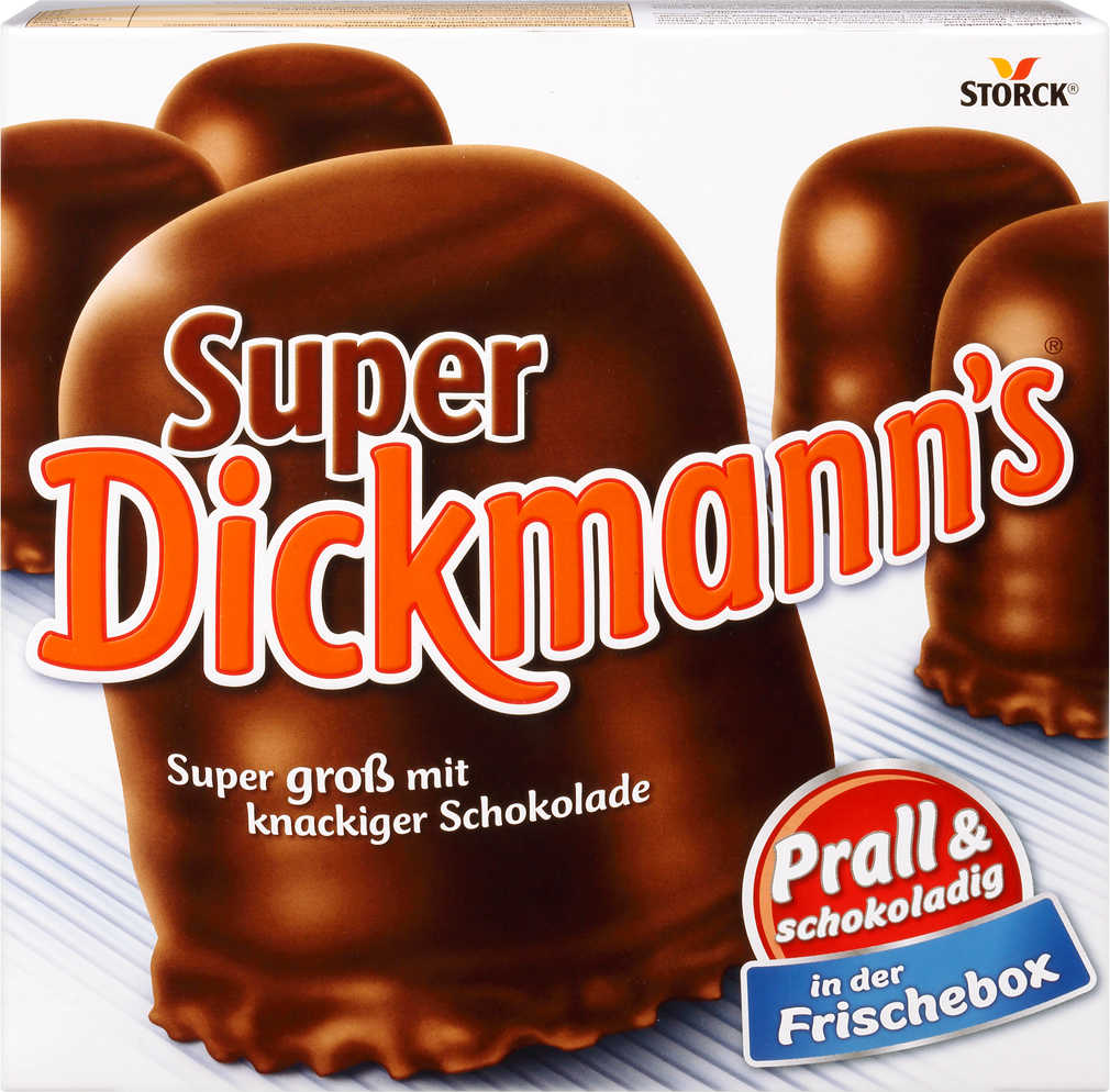 Abbildung des Angebots STORCK Super Dickmann's