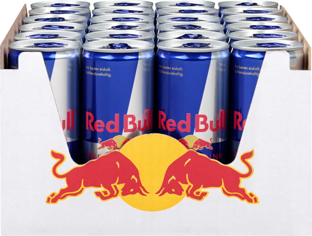 Abbildung des Angebots RED BULL Energy Drink, 24 Dosen