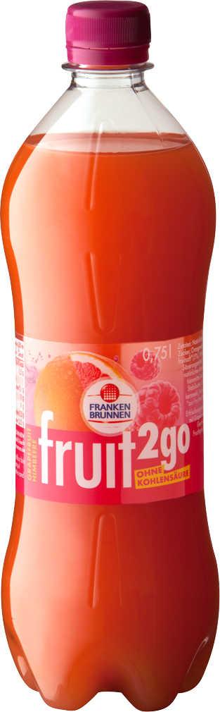 Abbildung des Angebots FRANKEN BRUNNEN fruit2go