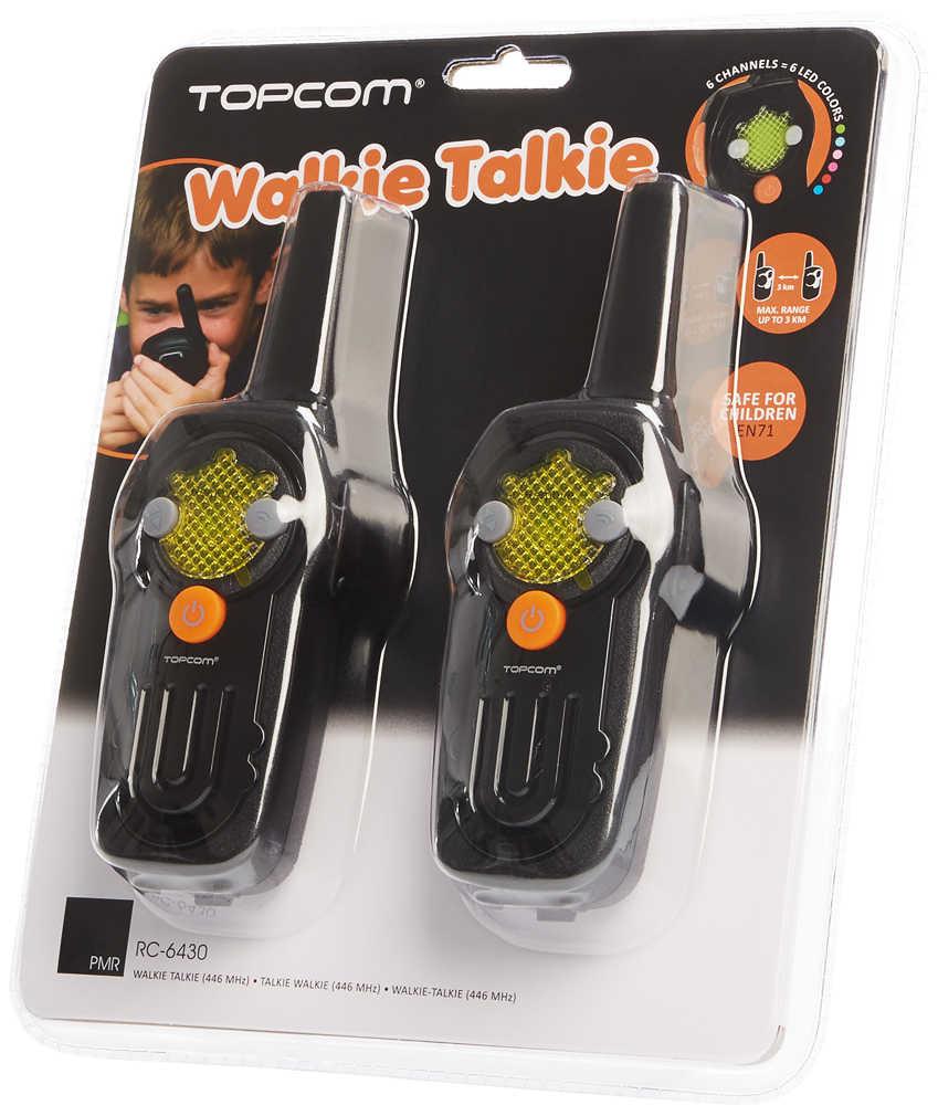 Abbildung des Angebots TOPCOM Kinder-Walkie-Talkie-Set »Twintalker 500 RC-6430KL«