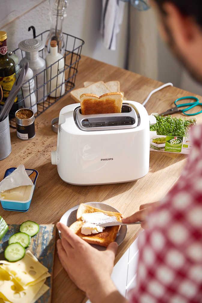 Abbildung des Angebots PHILIPS Toaster »HD2581/00«
