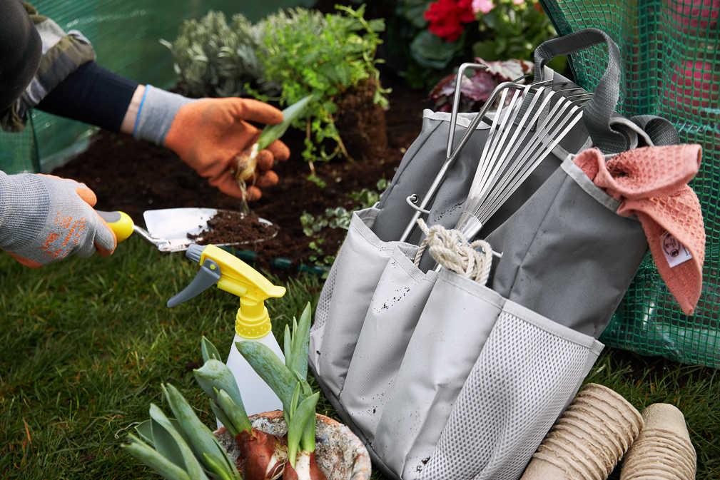 Abbildung des Angebots COUNTRYSIDE® Gartengeräte-Set