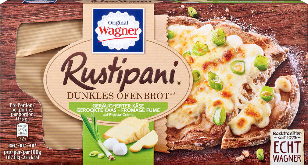 Abbildung des Angebots ORIGINAL WAGNER Rustipani