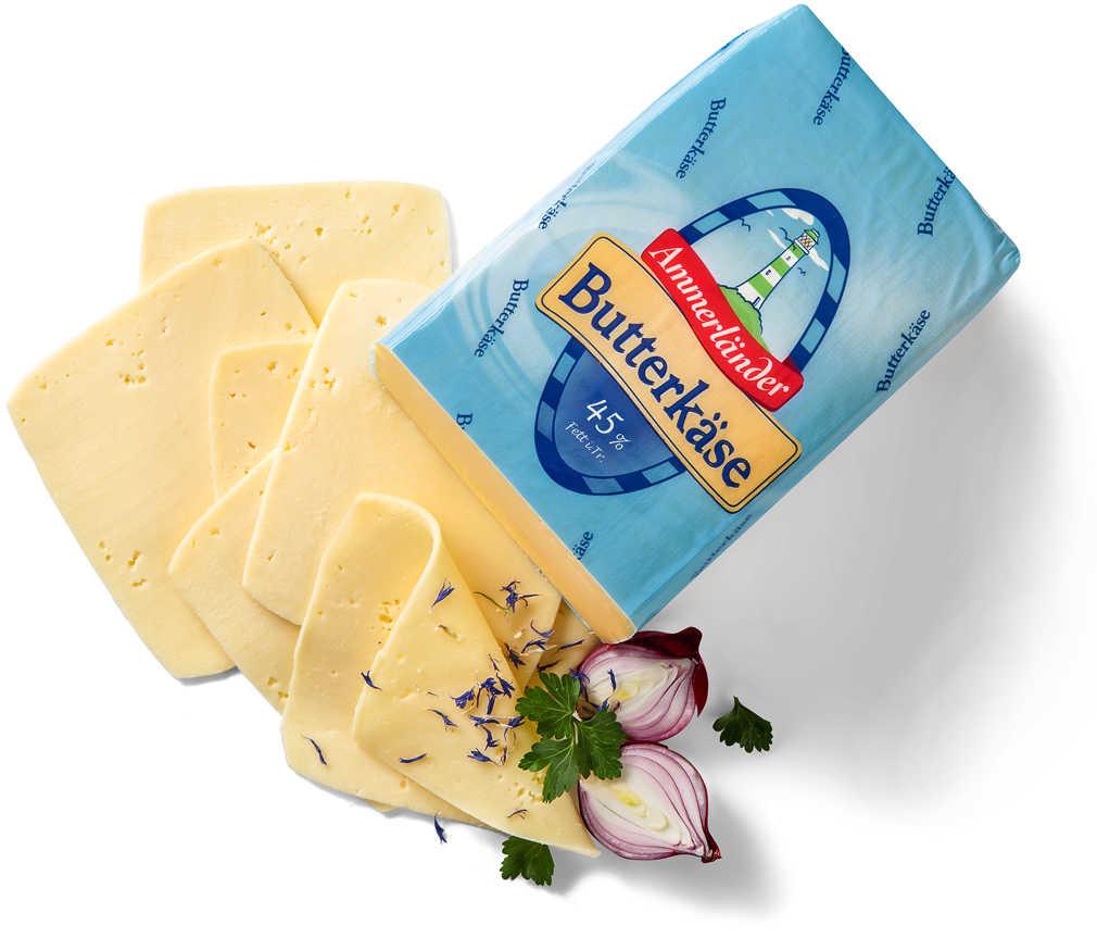 Abbildung des Angebots AMMERLÄNDER Butterkäse