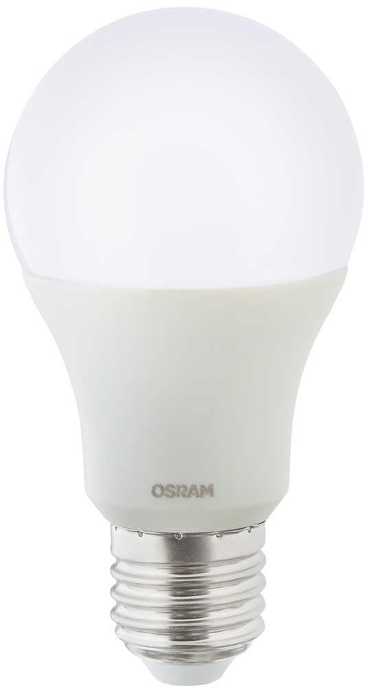Abbildung des Angebots OSRAM LED-Birne E27 8,5 W